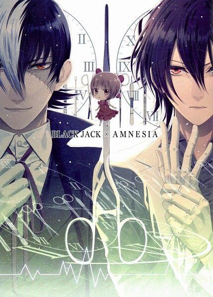 Amnesia Black Jack Anime Jack Black Anime Black jack anime wallpaper