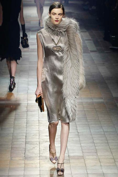 FALL 2013 READY-TO-WEAR  Lanvin
