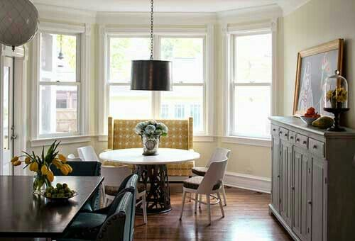 Couch At Kitchen Table  For The Home  Pinterest  Dining Room Prepossessing Designer Kitchen Tables Decorating Inspiration