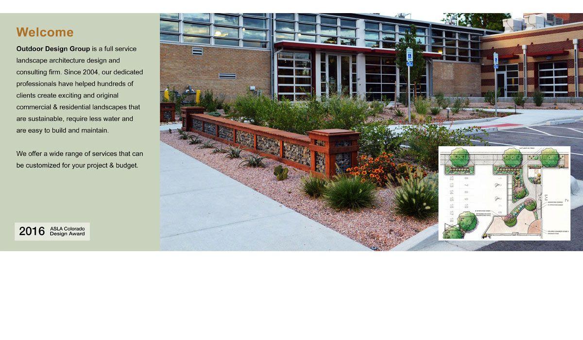 outdoor design group colorado landscape architects outdoor fun