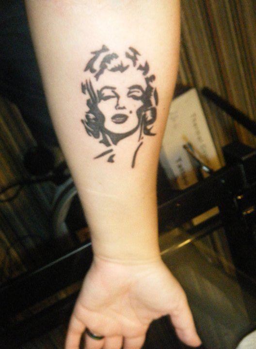 Marilyn Monroe tattoo by ~missjean on deviantART   Vintage ...