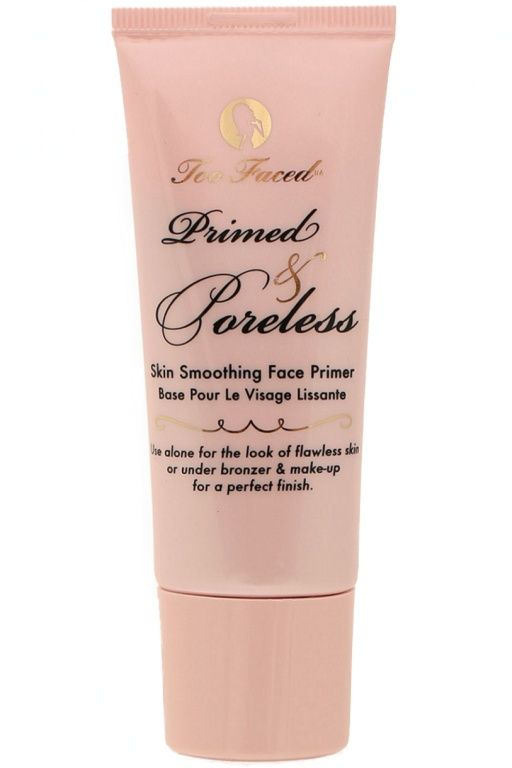 Too Faced Primed  Poreless Primer. Higghhly recommend thks primer!! It's the best!!