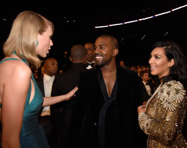 Taylor Swift Versus Kanye West And Maybe Kim Kardashian Too Taylor Swift Kanye West Kim Kardashian And Kanye Kim And Kanye