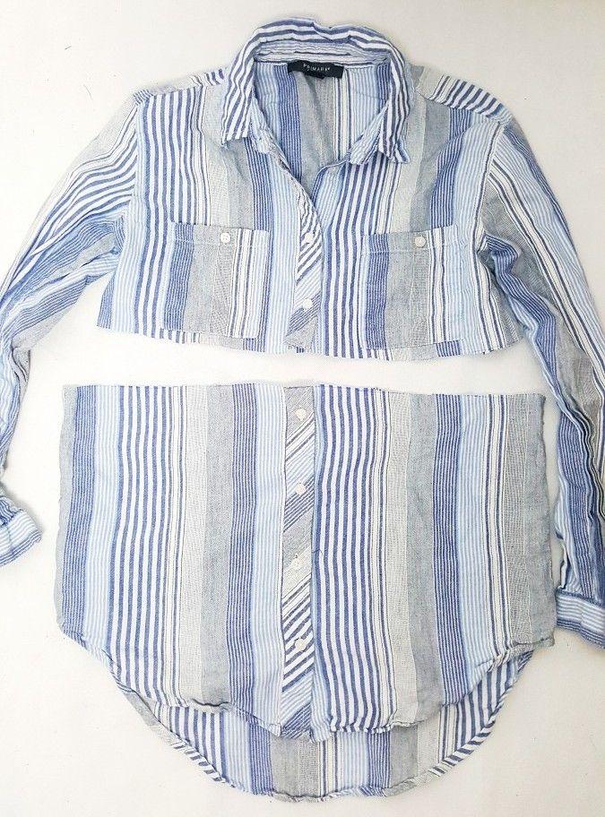 DIY: Was man aus einem alten Hemd machen kann