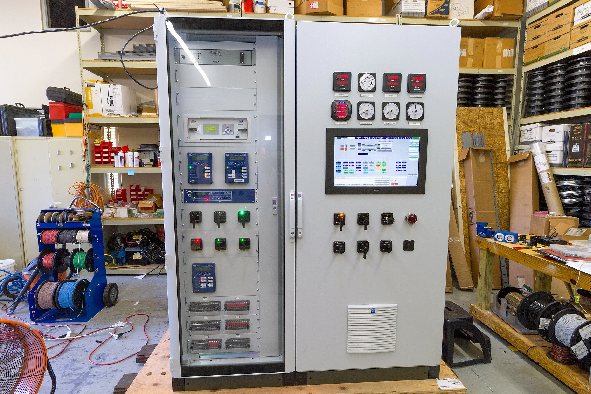 Searching for Industrial Control Panel? Control panel