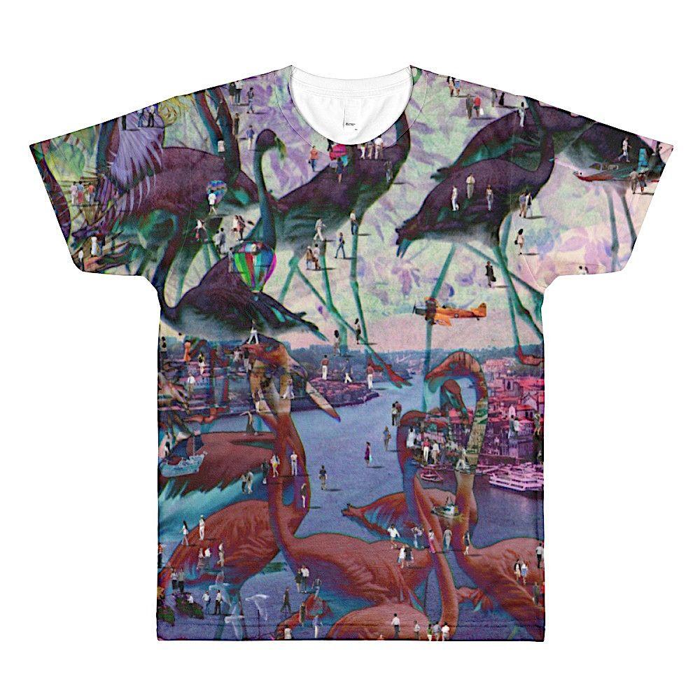 Colorful Art Shirt LXV