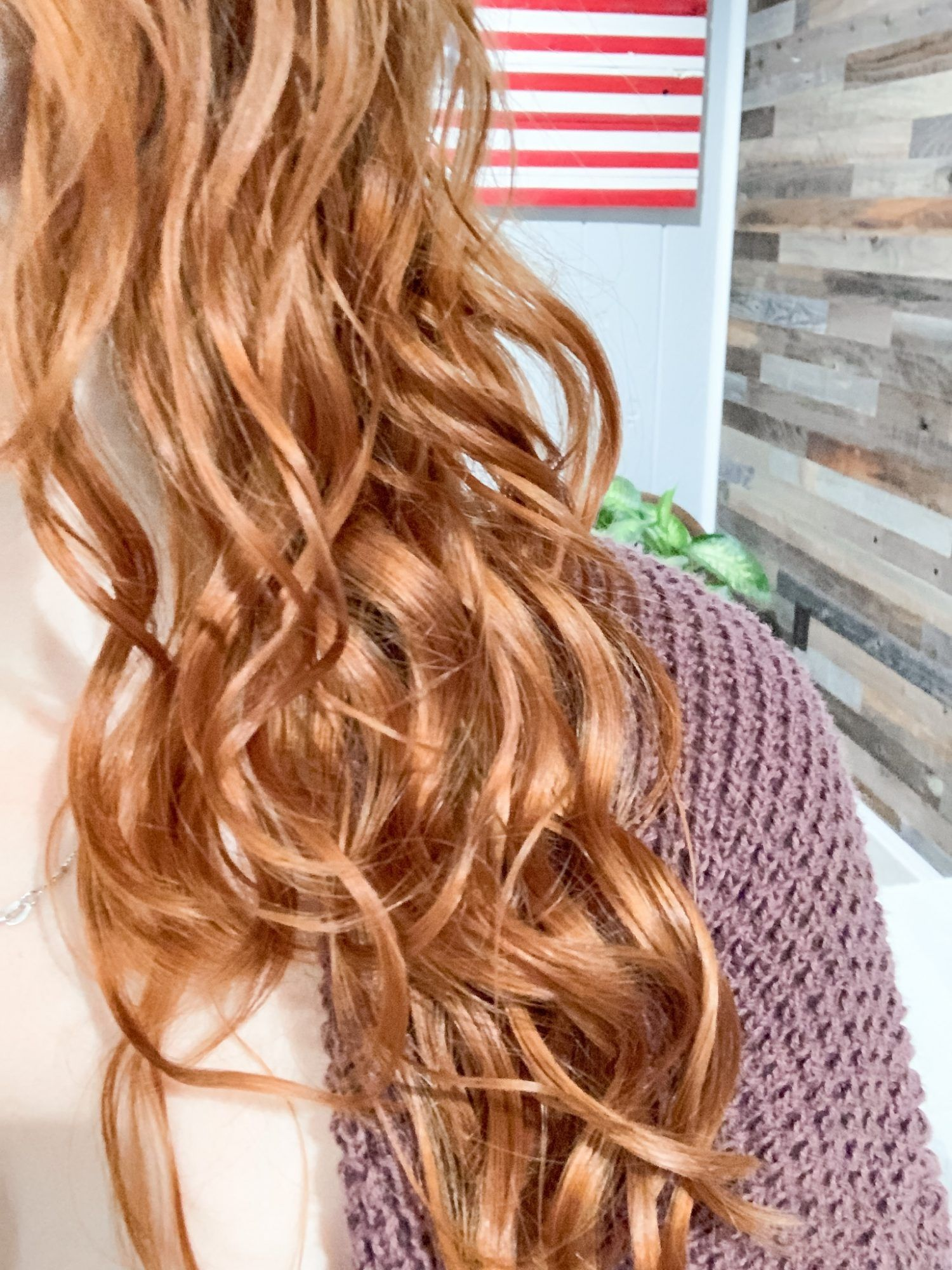 Hair Care Routine 2B 2C Hair (Curly Girl Method) Curly