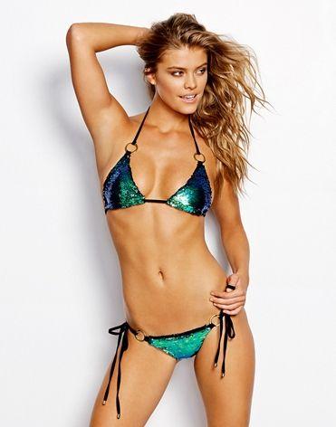 7af149ecdc4 Beach Bunny Swimwear MERMAID SEQUIN - Swimwear Shop By Style Tops Triangle