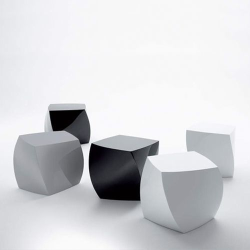 Superb Ultra Cube By Frank Gehry From Heller Inc Industrial Production Of Design  Furniture YLiving   Stylehive