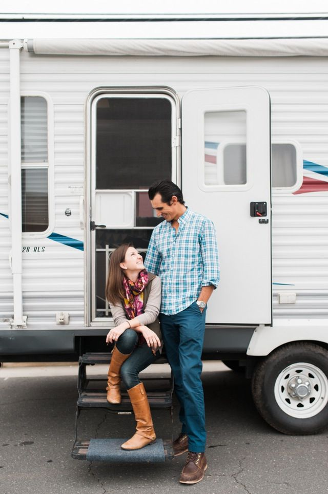 A Cozy Modernized Diy Cross Country Camper Remodeled Campers Camper House Tours