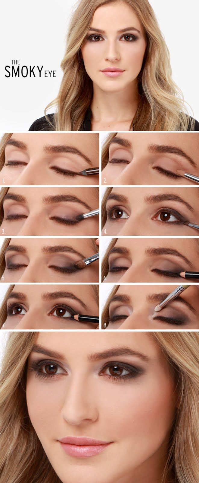 Easy Eye Makeup Tutorials You Need To Copy