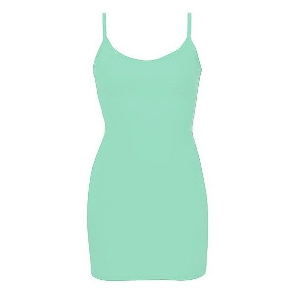 BKE Extra Long & Lean Tank Top ($14) ❤ liked on Polyvore