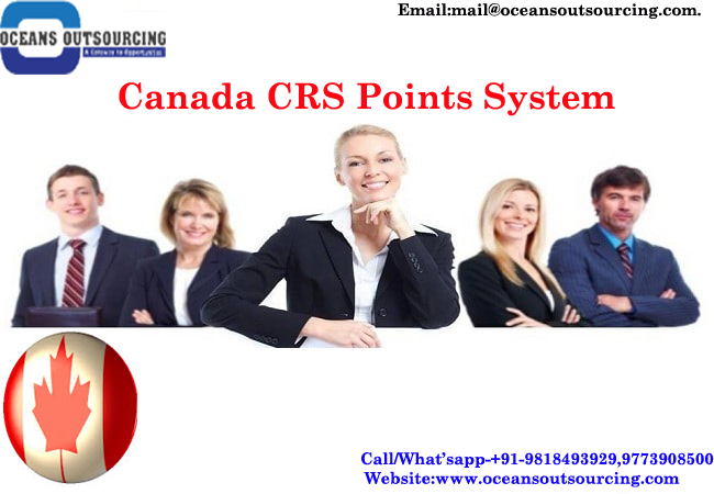 Canada CRS Point System (Comprehensive Ranking System) is