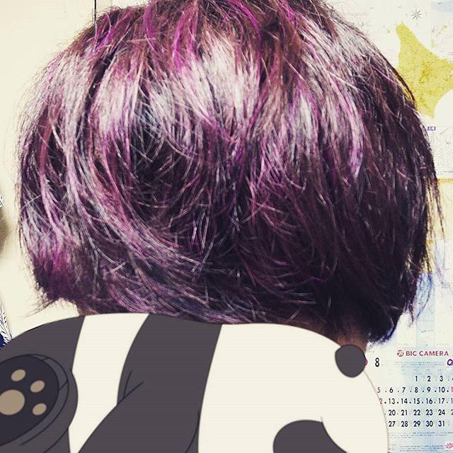 上川原 実弦 美容垢 さんはinstagramを利用しています 前回赤