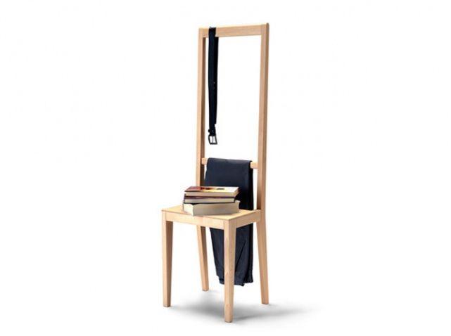 Valet chaise alfred la corbeille | Valet de nuit | Pinterest