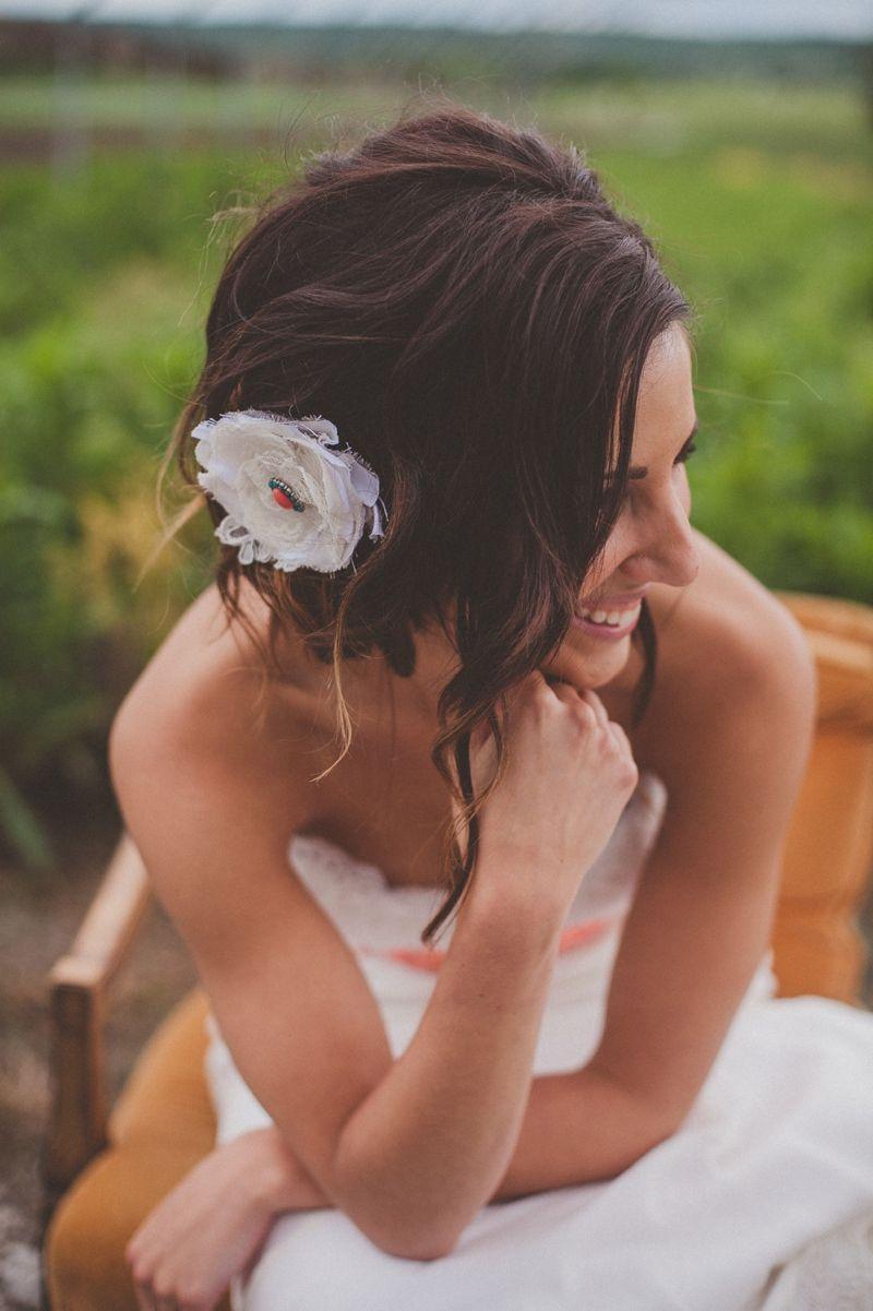 Ashley+Taylor's Rustic Farm Wedding Part One, Lawrence, KS ...