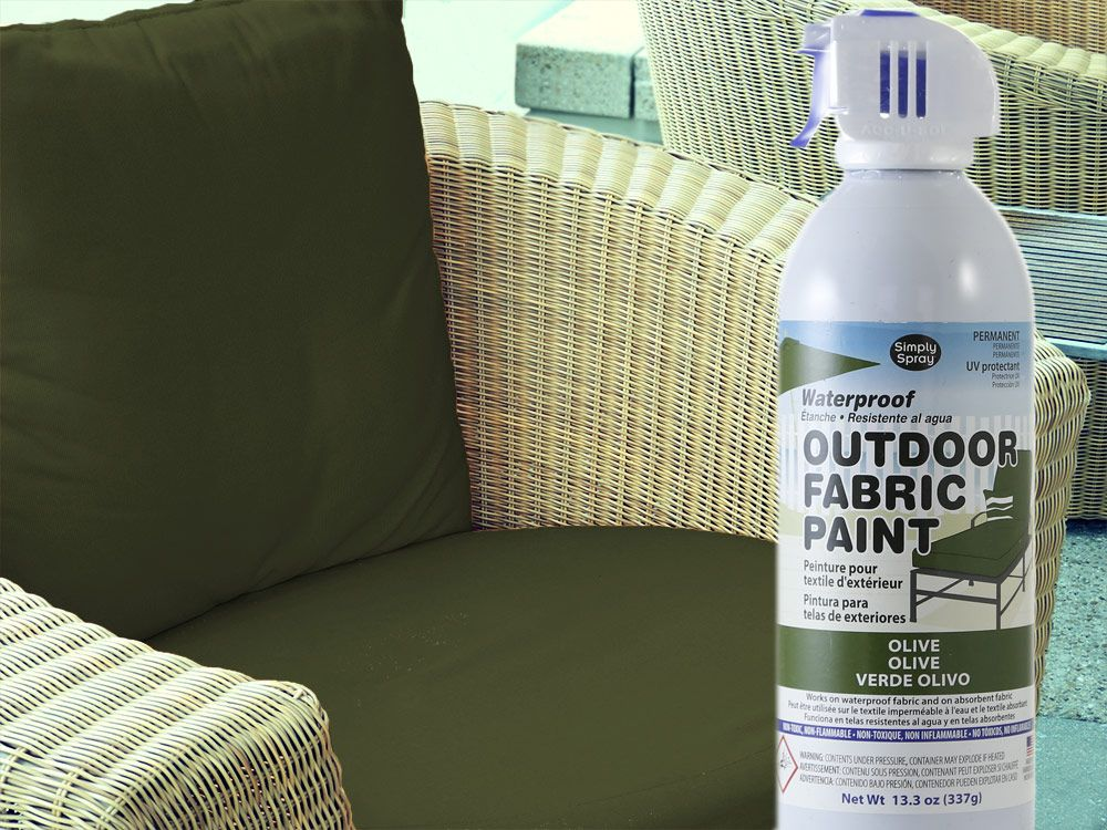 Fabric Spray Paint For Upholstery Crafts And Clothing Fabric