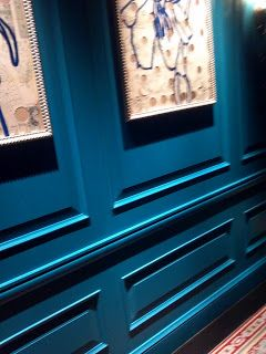 Walls Are Painted Quot Naples Blue Quot By Benjamin Moore