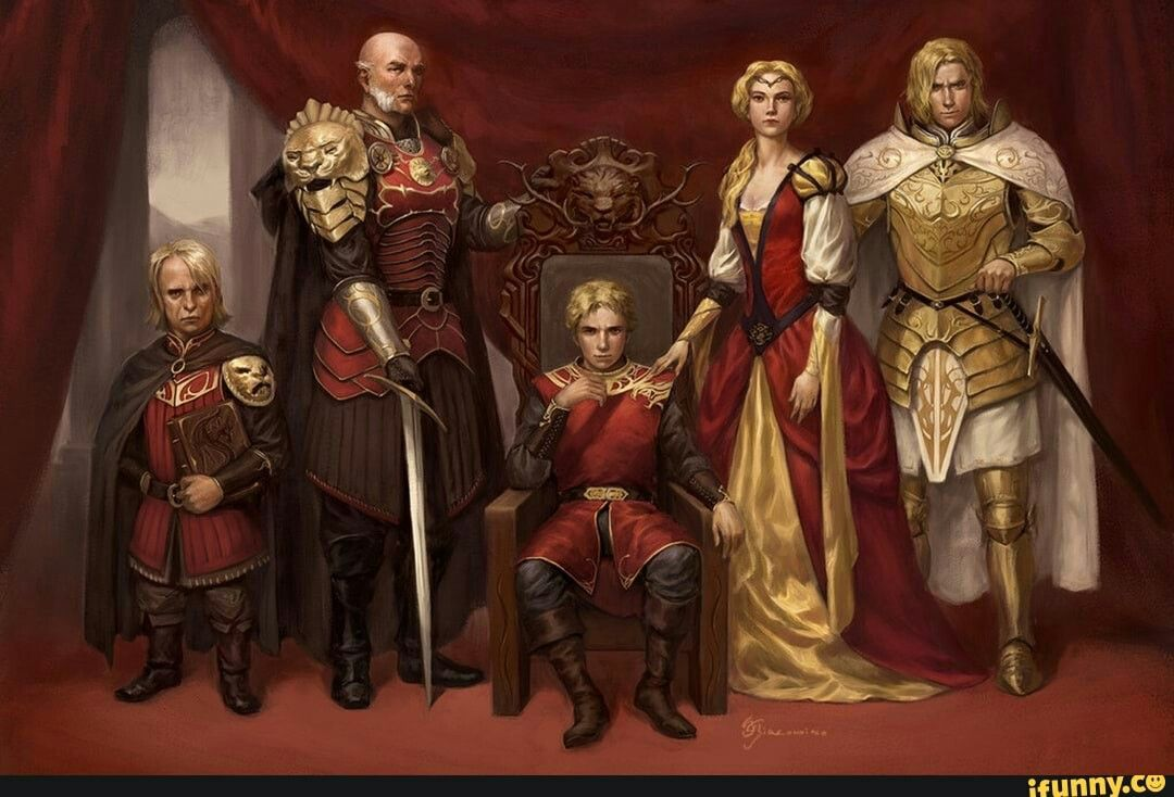 Pin By Faris Primayudha On Game Of Thrones Lannister Family A Song Of Ice And Fire Game Of Thrones Artwork