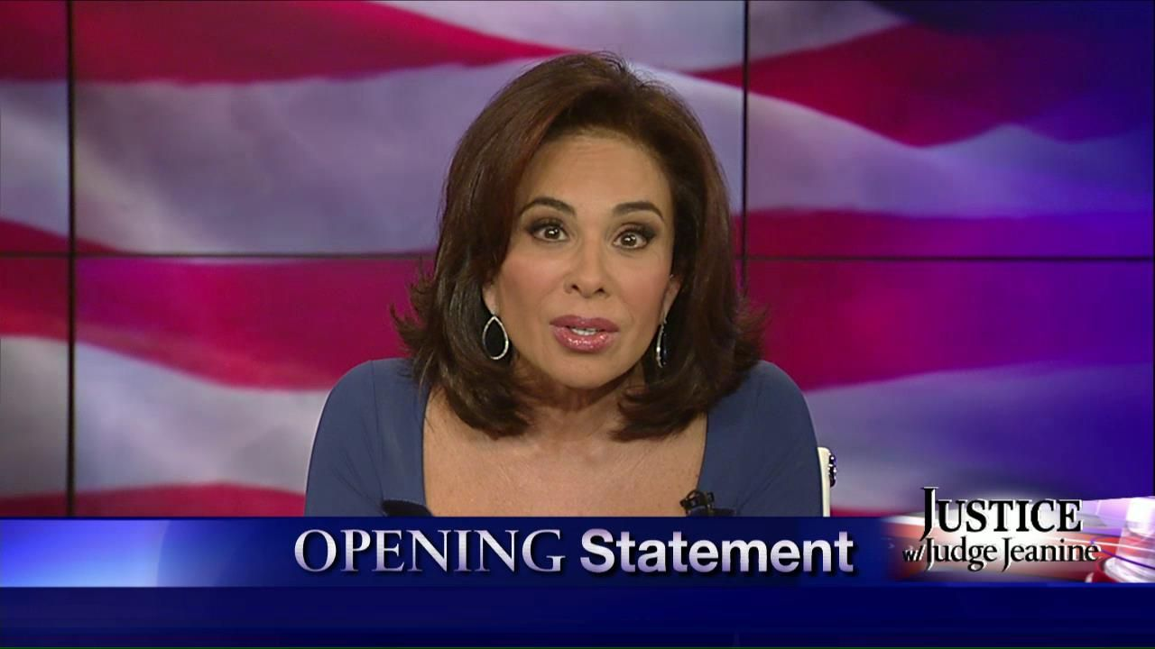 judge jeanine: obama has repeatedly caved to north korean