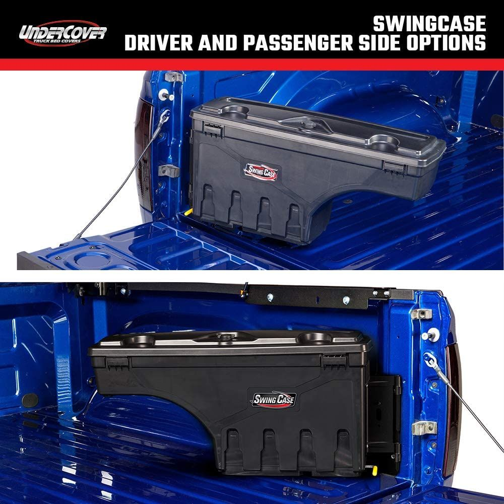Undercover SwingCase Truck Bed Storage Box Fits 1520 Ford