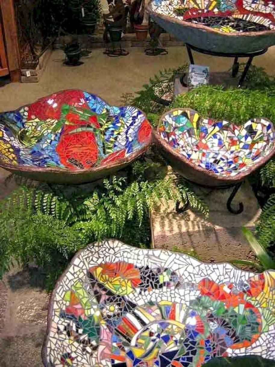 Photo of 35 Beautiful DIY Mosaic Garden Path Decorations For Your Landscape Inspiration – Insidexterior