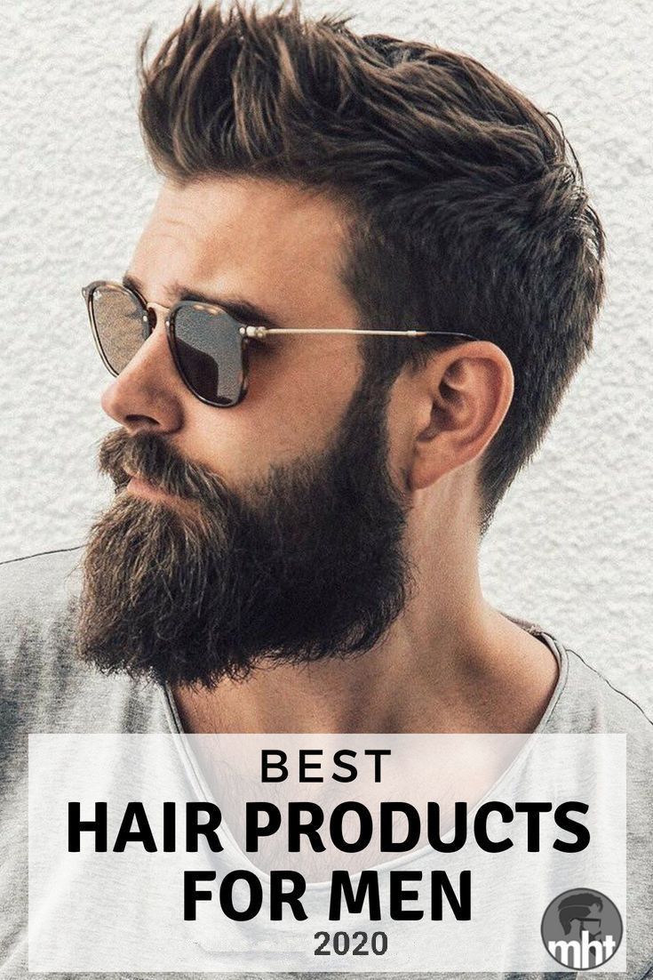 Best Hair Products for Men in 2020 | Cool hairstyles, Mens ...