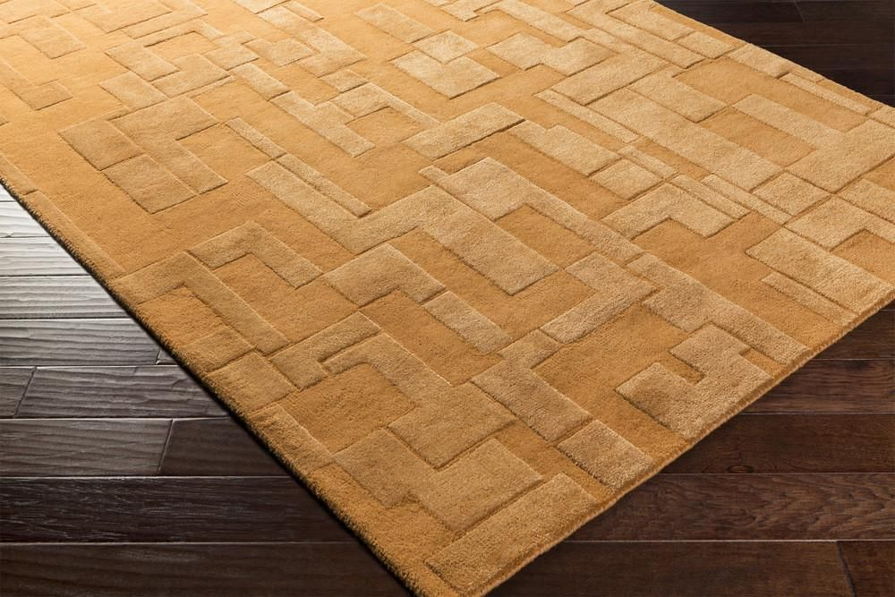 Antoinette Area Rug From Surya Is A Mixture Of Wool And Viscose