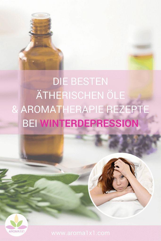 Winterdepression mit ätherischen Ölen natürlich behandeln | AROMA 1×1