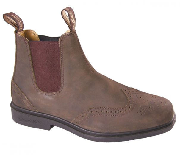 Blundstone Footwear 1301 Brogue Chisel Toe Boots
