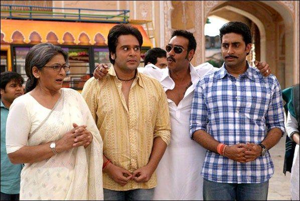 Review Bol Bachchan
