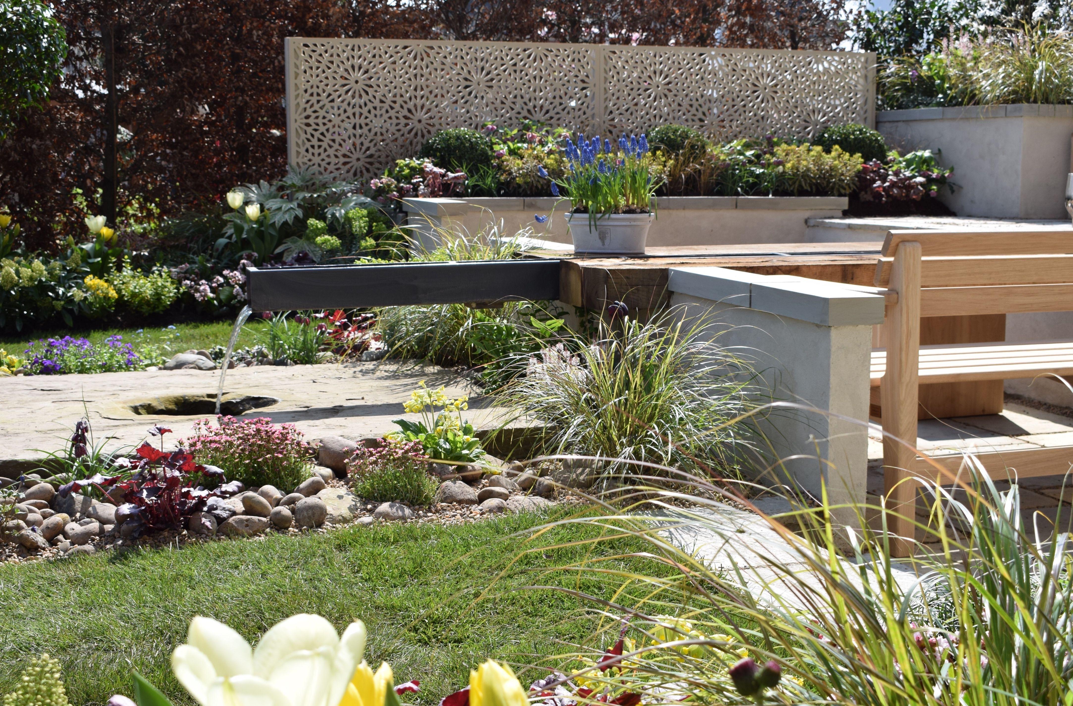 Pip Probert Yardley Flower Garden Ascot Garden Festival Garden Design Flower Garden Plants