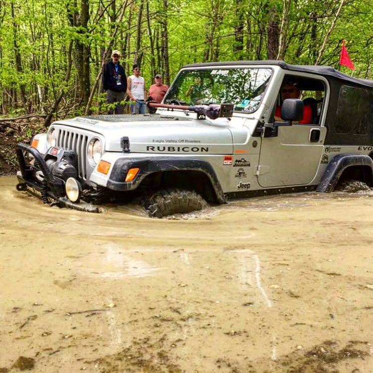 Jeep Jamboree Usa On Instagram We Had Some Rain This Weekend At