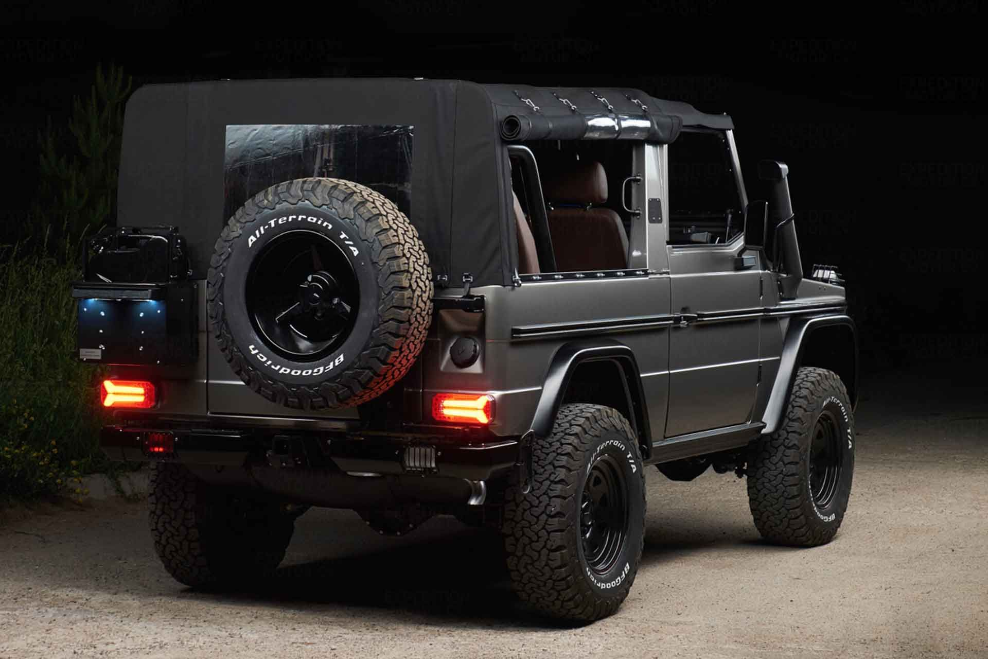 Expedition Motor Company Wolf G Wagen Convertibles G Wagen