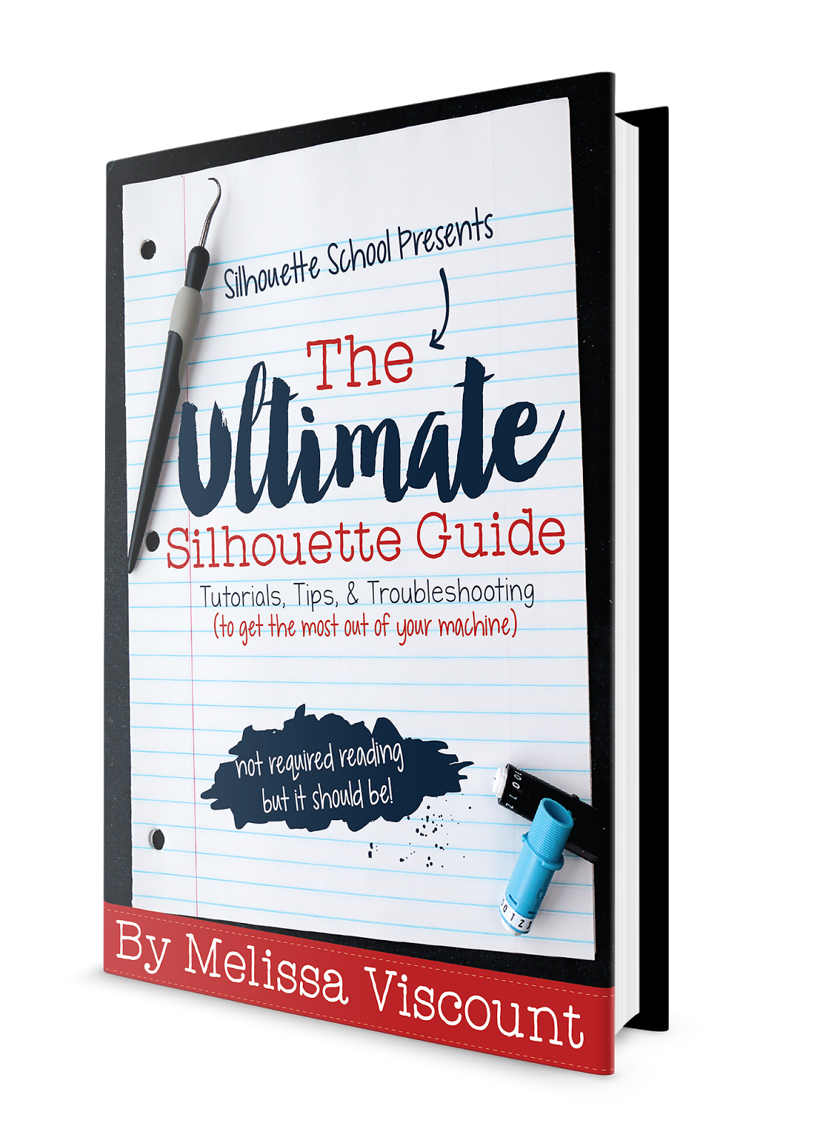 The ultimate silhouette guide ebook release silhouettes the ultimate silhouette guide ebook now on sale silhouetteschoolebook fandeluxe Image collections