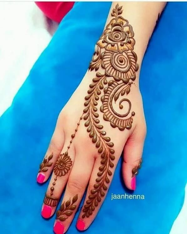 Heart touching mehndi designs indian simple arabic also inspirations pinterest henna desenhos de and trajes rh br