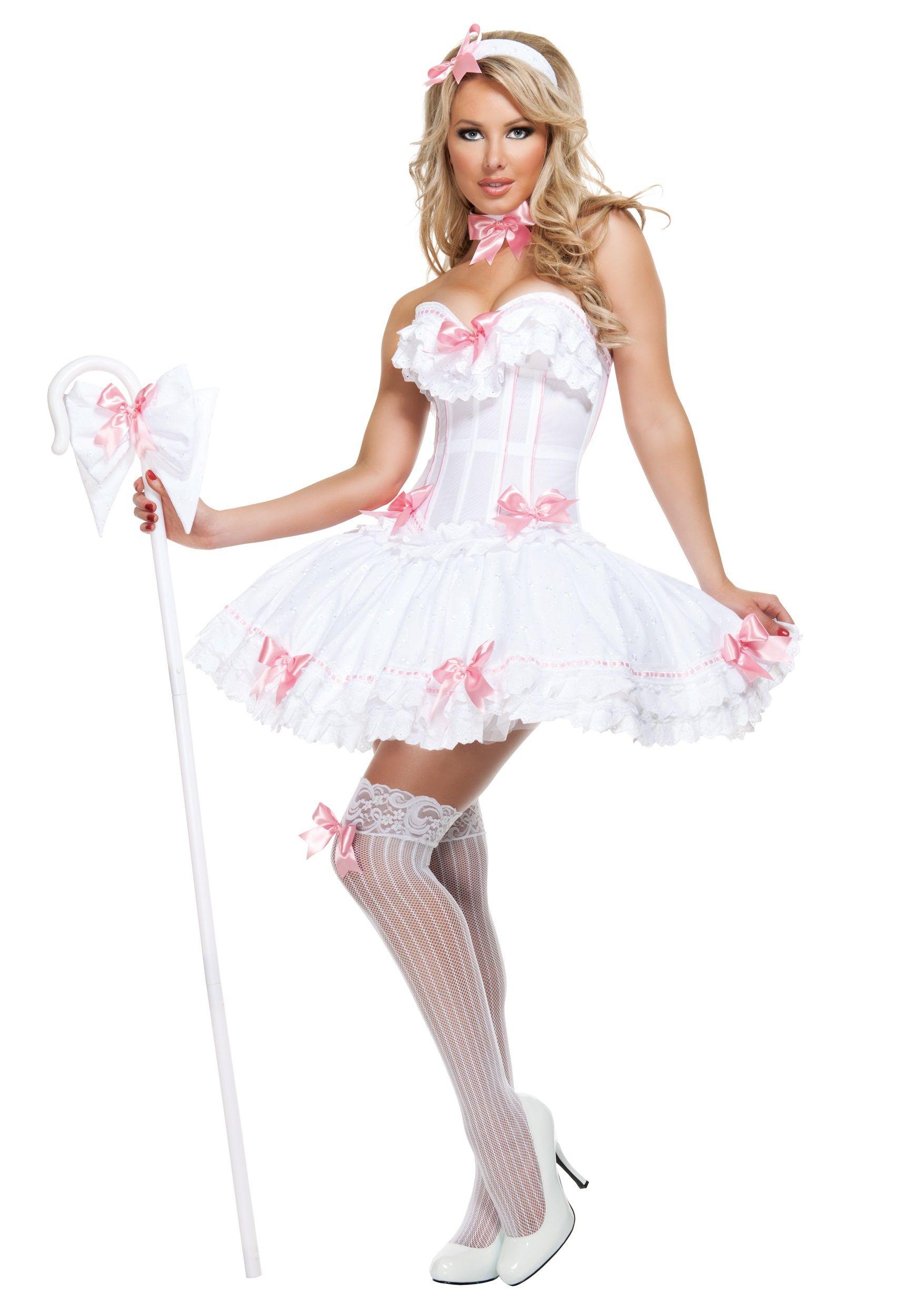 Little bo peep costumes