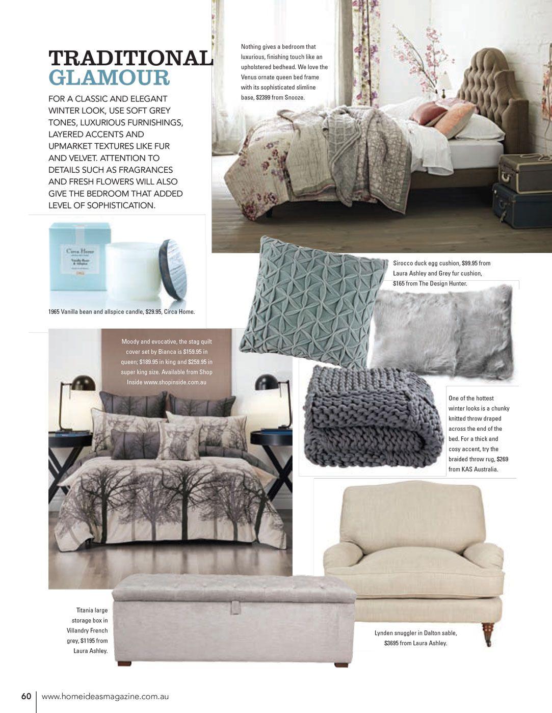 Laura Ashley Australia As Seen In Home Ideas Magazine Vol 10