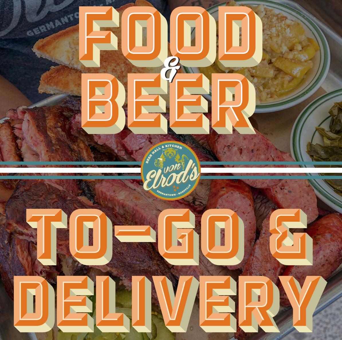 Nashville Booze Beer Delivery Takeout In 2020 Beer Booze Nashville