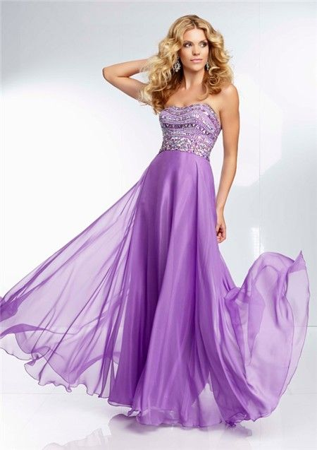 10 Best images about Lilac Prom Dresses on Pinterest  A line ...