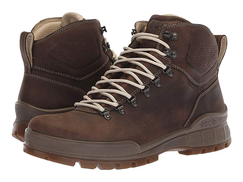 ECCO Sport Track 25 Hydromax (Coffee) Men s Shoes. Go for rugged style when 74bd7c1a522