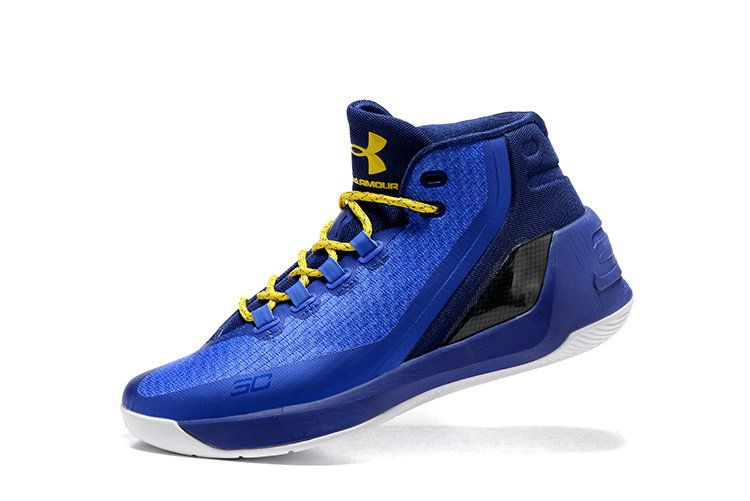 Free Shipping Only 69  Under Armour Curry 3 Dub Nation Heritage Golden  State Warriors Away bd9652054e5b