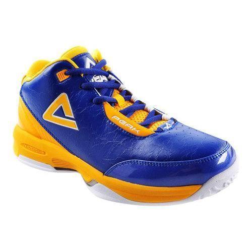 3784eec17952 Men s Peak Kyle Lowry Basketball Shoe Navy (Blue) (US Men s 8.5 M  (Regular)) (microfiber