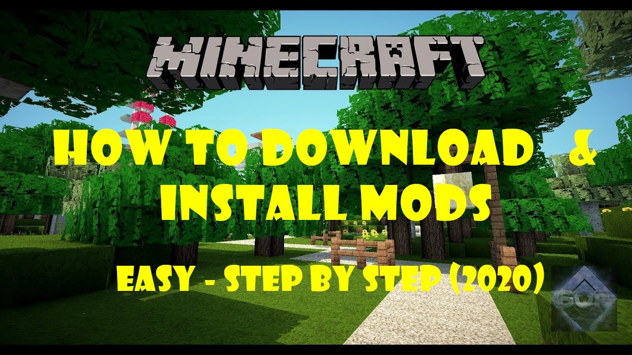 How to Download & Install Minecraft Mods! [2020] All