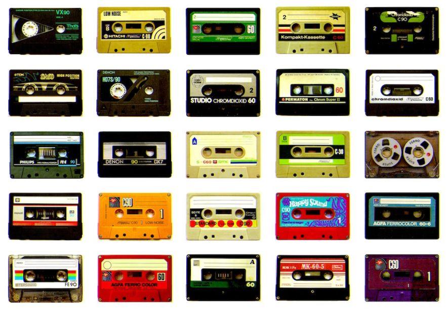 El asombroso mundo de las cassettes africanas - EL ASOMBRARIO & Co. : EL ASOMBRARIO & Co.