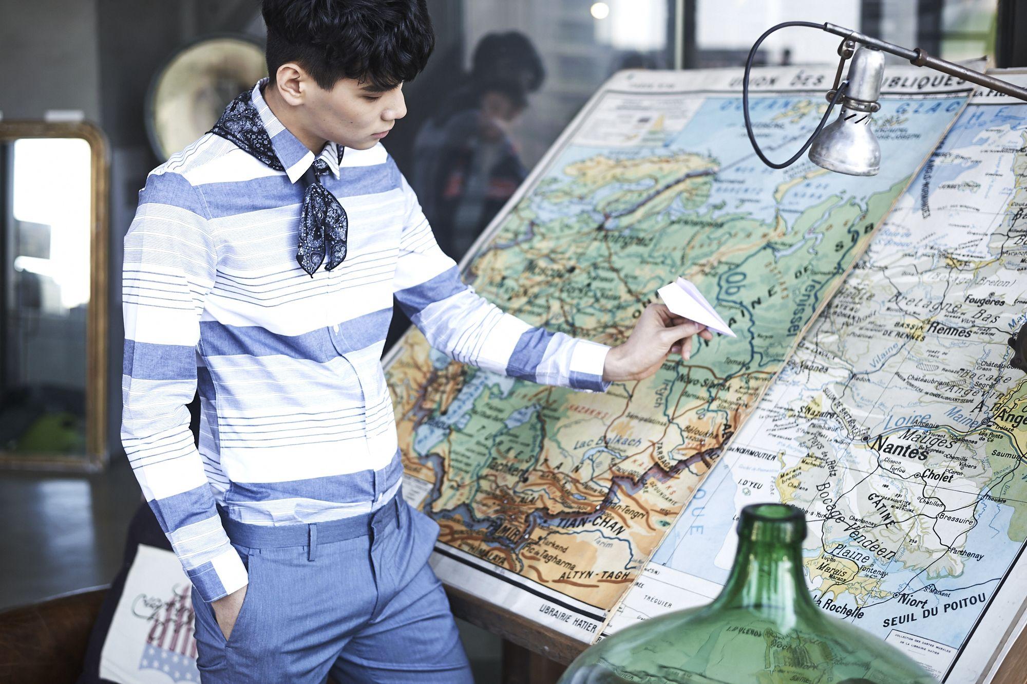 THE CLASS Brand pictorial / 서울에서 남자로 산다는 것