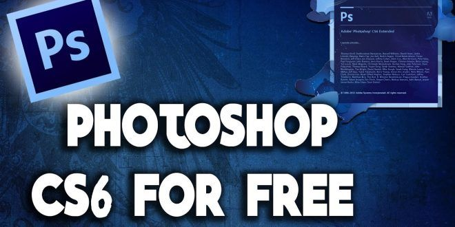 GET ADOBE PHOTOSHOP CS6 EXTENDED 2017 FREE | Photoshop cs6 ...