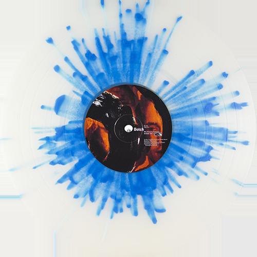 We Are The Romans Album By Botch Clear With Blue Splatter Vinyl Collection Of Unusual Rare Vinyl And Unique Colored Vinyl Artwork Vinyl Records Rare Vinyl