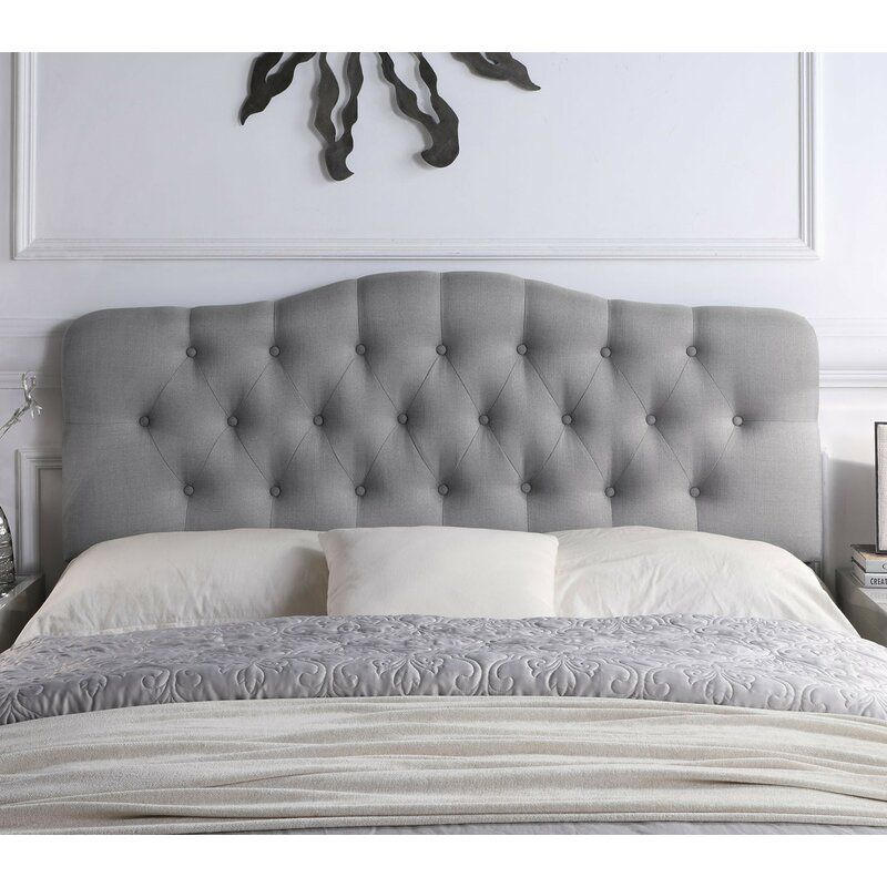 Dax upholstered panel headboard in 2020 with images