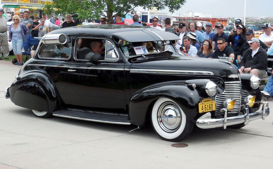 1940 Chevrolet With Window Evaporation Cooler Classic Cars Cars Trucks Chevrolet